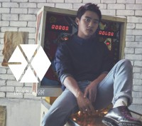 EXOのシングル「Love Me Right 〜romantic universe〜」【初回盤 D.O.(ディオ)Ver.】