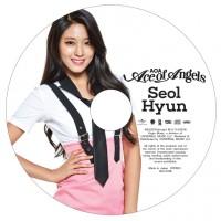 AOAのアルバム『Ace of Angels』【ピクチャーレーベル・スペシャルプライス盤:SEOLHYUN】
