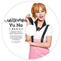 AOAのアルバム『Ace of Angels』【ピクチャーレーベル・スペシャルプライス盤:YUNA】