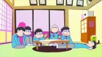 テレビ東京で放送中のアニメ『おそ松さん』第1話より