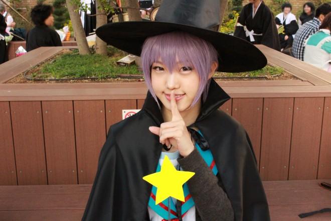 コスプレイヤー・きのこまさん @kinocoma(『涼宮ハルヒシリーズ』長門有希)