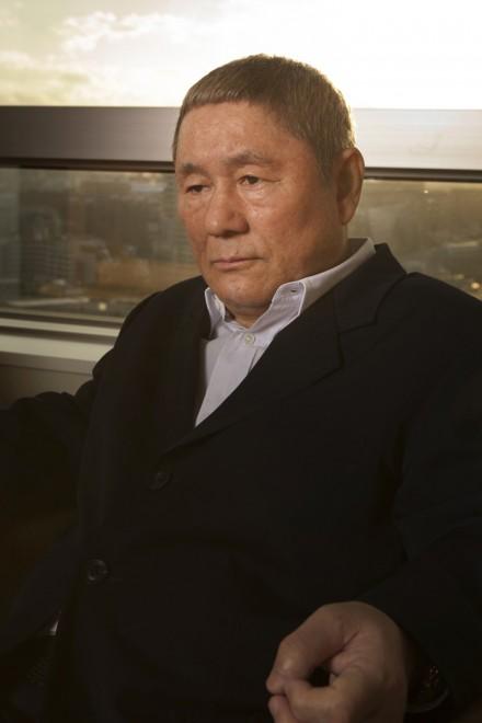 西島秀俊×ビートたけし 『劇場版MOZU』インタビュー(写真:逢坂聡)