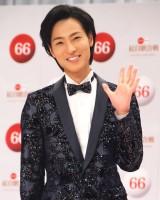 『第66回NHK紅白歌合戦』初出場の山内惠介