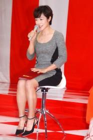 『第66回NHK紅白歌合戦』有働由美子アナウンサー