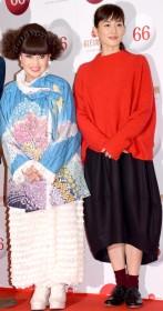 黒柳徹子と綾瀬はるか