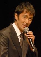 『第56回ブルーリボン賞』授賞式で司会を務めた阿部寛 (C)ORICON NewS inc.