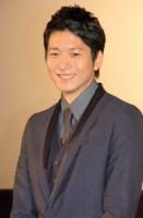 テレビ東京系ドラマスペシャル『永遠の0』制作発表記者会見に出席した主演の向井理 (C)ORICON NewS inc.