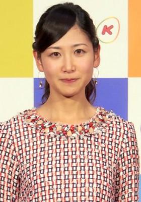 初のTOP10入りした桑子真帆アナ