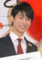 フィギュアスケートの羽生結弦選手 (C)ORICON NewS inc.