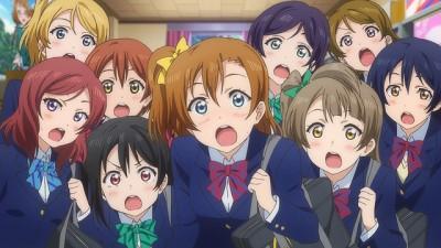 『ラブライブ!The School Idol Movie』28億円