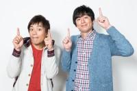 博多華丸・大吉 『映画 妖怪ウォッチ』インタビュー(写真:鈴木一なり)
