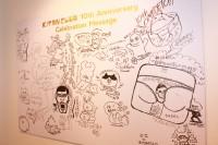 『奇譚クラブ 10周年展』に潜入