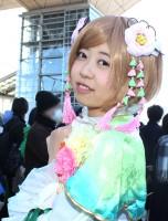 【コミケ89】コスプレイヤー 蟹雲丹いくらさん @KaniUniIkura(1日目)