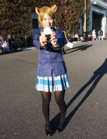 【コミケ89】コスプレイヤー 宇葉ぽとろさん @kosuaka0702(1日目)