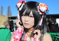 【コミケ89】コスプレイヤー りささん @_nemui_chan(1日目)