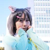 【コミケ89】コスプレイヤー 桃瀬めろさん @melo_pink25(1日目)