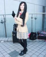 【コミケ89】コスプレイヤー 神姫飛鳥 @kowarekakenobba(1日目)