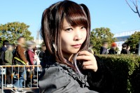 【コミケ89】コスプレイヤー 懺悔ちゃんさん @zange_t(2日目)