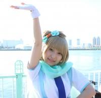 【コミケ89】コスプレイヤー 十味さん @toumi_nico(2日目)