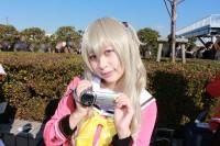 【コミケ89】コスプレイヤー 神崎しろなさん @shiroron8(2日目)