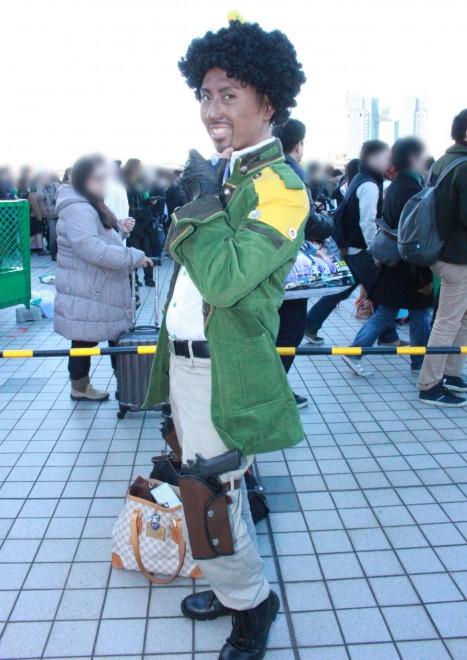 【コミケ89】コスプレイヤー マネシドリさん @ManeshiDori(1日目)