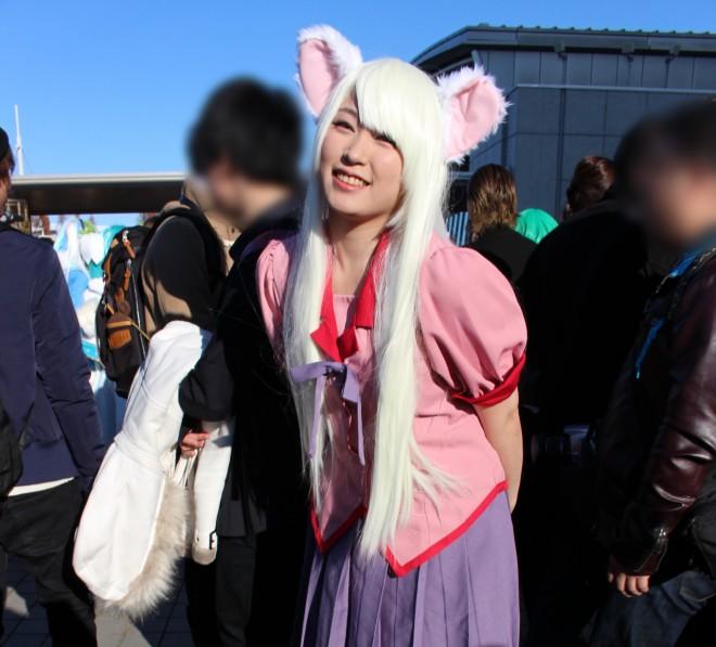【コミケ89】コスプレイヤー かりかんさん @karikan39(1日目)