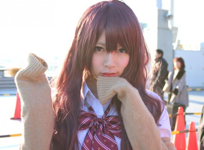 【コミケ89】コスプレイヤー 矢神ゆのさん @yunota25(2日目)