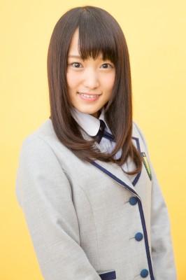 欅坂46の菅井友香(すがい ゆうか)