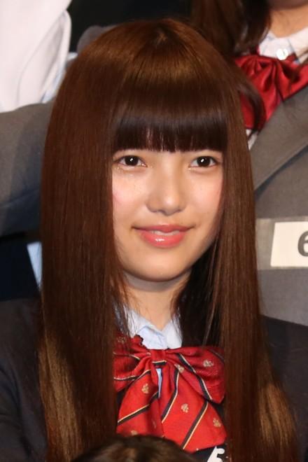 欅坂46の上村莉菜(うえむら りな)