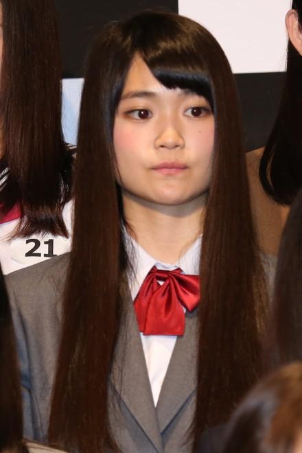 欅坂46の石森虹花(いしもり にじか)