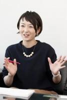狩野恵里アナウンサー 『半熟アナ』インタビュー(写真:逢坂 聡)