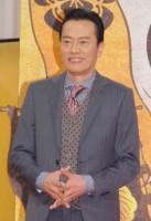 大河ドラマ『真田丸』出演者発表会に出席した遠藤憲一 (C)ORICON NewS inc.