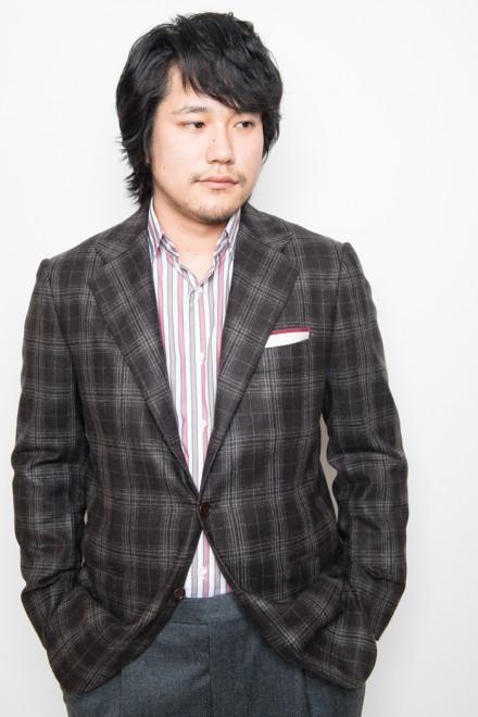 松山ケンイチ 『珍遊記』インタビュー(写真:鈴木一なり)