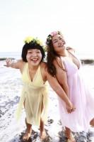 テレビ朝日系深夜バラエティー『チェンジ3』×『週刊プレイボーイ』企画でおかずクラブがグラビアに初挑戦
