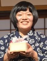 初実写化される『天才バカボン』スペシャルドラマにバカボン役で出演するおかずクラブ・オカリナ