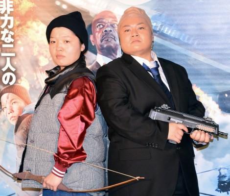 映画『ビッグゲーム 大統領と少年ハンター』公開記念イベント