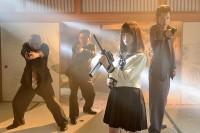 劇中カット 『セーラー服と機関銃−卒業−』
