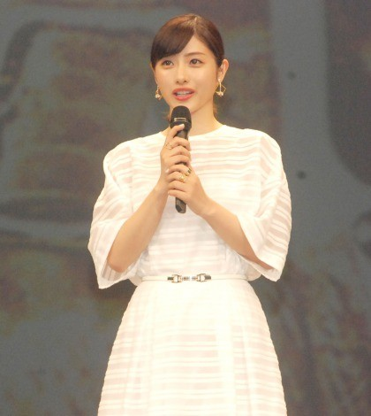 石原さとみ (C)ORICON NewS inc.