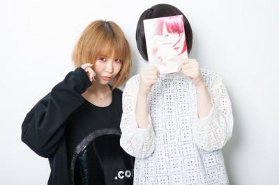 (左から)大森靖子、最果タヒ