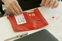 前田鎌利のこだわりの仕事道具、書交セット