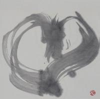 LOVE/KAMARI WORKS 2015「LIFE」幾重にも別れながらひとつに帰結するのが愛/書家・前田鎌利