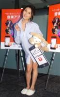 新番組『橋本マナミの「羊の数」』取材会に出席した橋本マナミ (C)ORICON NewS inc.