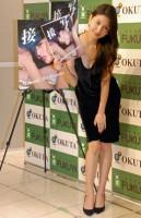 最新写真集『接写』発売イベントを行った橋本マナミ (C)ORICON NewS inc.