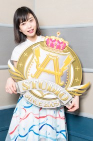 『A-Studio』初回収録直後に取材!(写真:鈴木一なり)