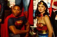 コスプレしたファンが大集結/『バットマン vs スーパーマン』ジャパン・プレミア盛大に開催!(写真:鈴木一なり)
