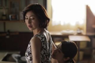 中田秀夫監督『ホワイトリリー』に出演した山口香?里