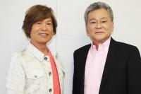 劇場版『名探偵コナン 純黒の悪夢』で対峙した古谷徹(左)と池田秀一