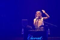 DJ&ダンスボーカルユニットCaratのDJ Monaライブ/『a-collection』
