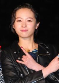 映画『TOO YOUNG TO DIE!若くして死ぬ』完成披露試写会に出席した清野菜名 (C)ORICON NewS inc.