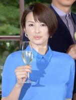 ドラマ『オトナ女子』の記者会見に出席した吉瀬美智子 (C)ORICON NewS inc.
